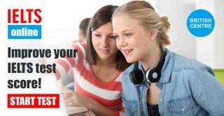 Improve your IELTS test score