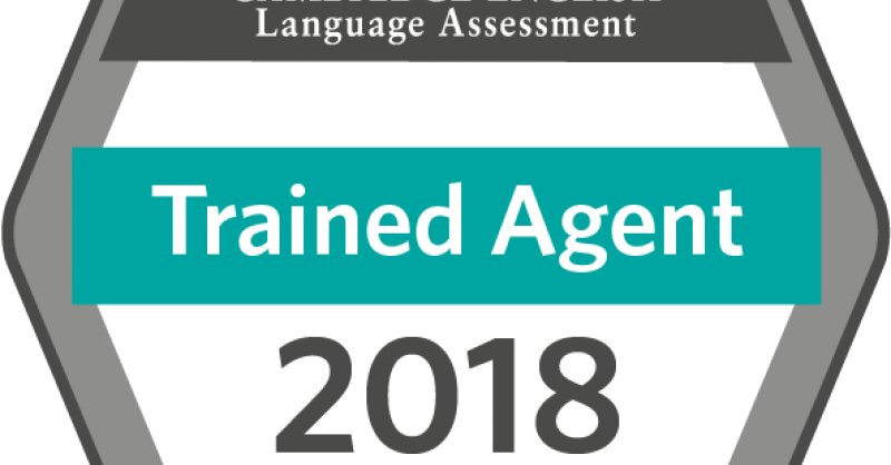 Cambridge Assessment English - Trained Education Agent - 2018